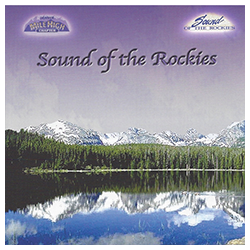 """Sound of the Rockies"" album cover"