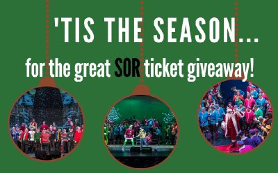The Great SOR Ticket Giveaway