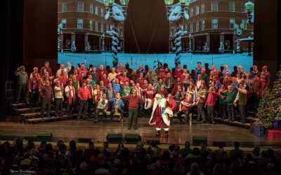 SOR Celebrates the Season to Rave Reviews
